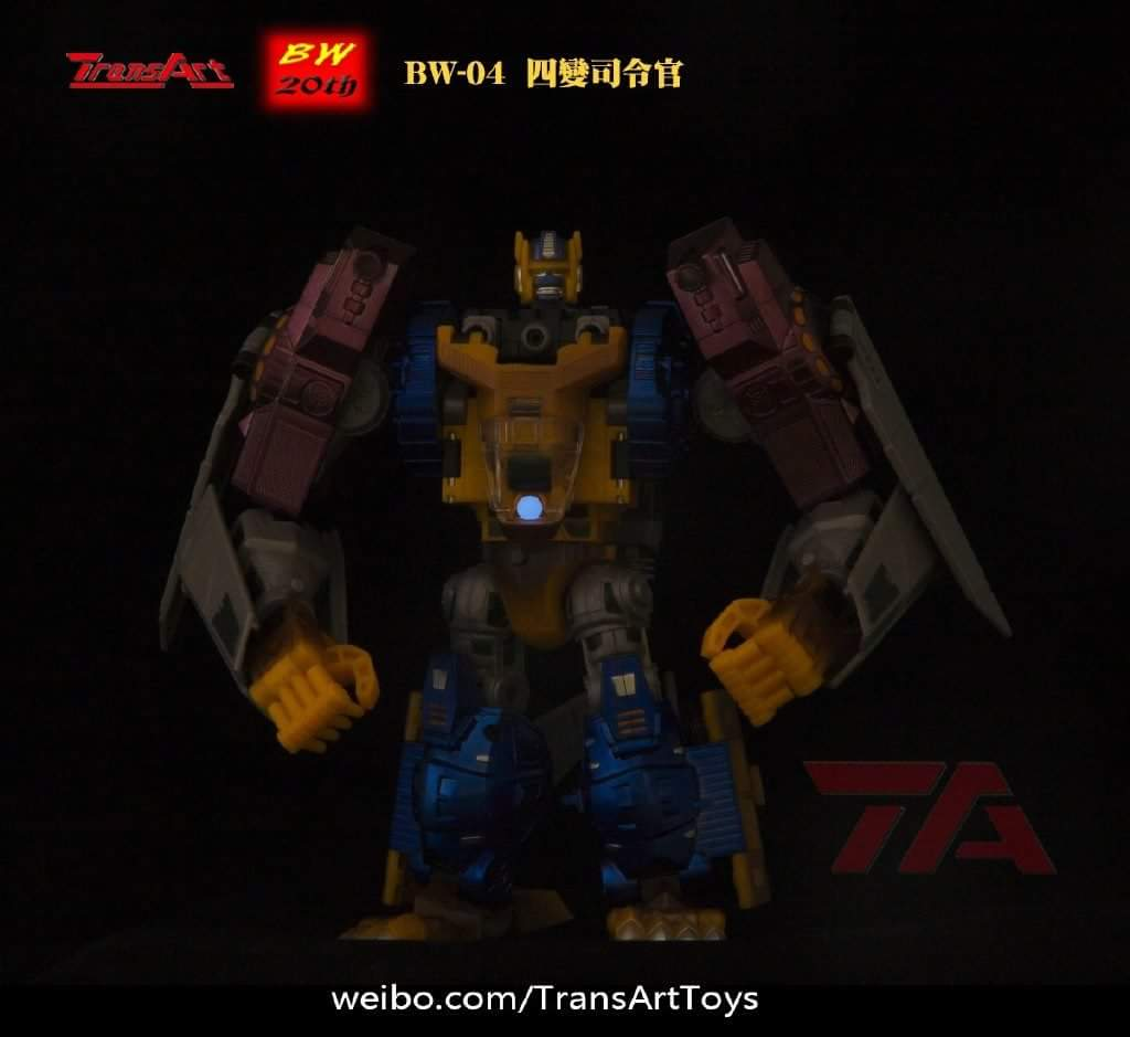 [TransArt Toys] Produit Tiers - Gamme R - Basé sur Beast Wars 16AhXnWM