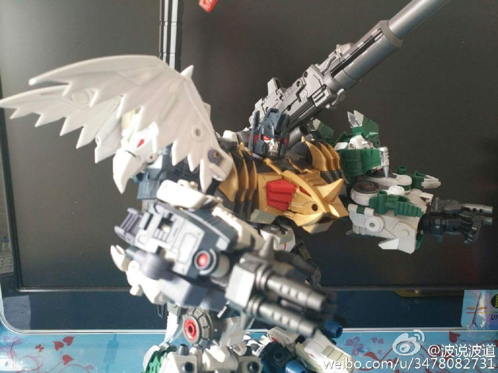 [FansProject] Produit Tiers - Jouet Saurus Ryu-oh aka Dinoking (Victory) | Monstructor (USA) - Page 2 FgDvyETv