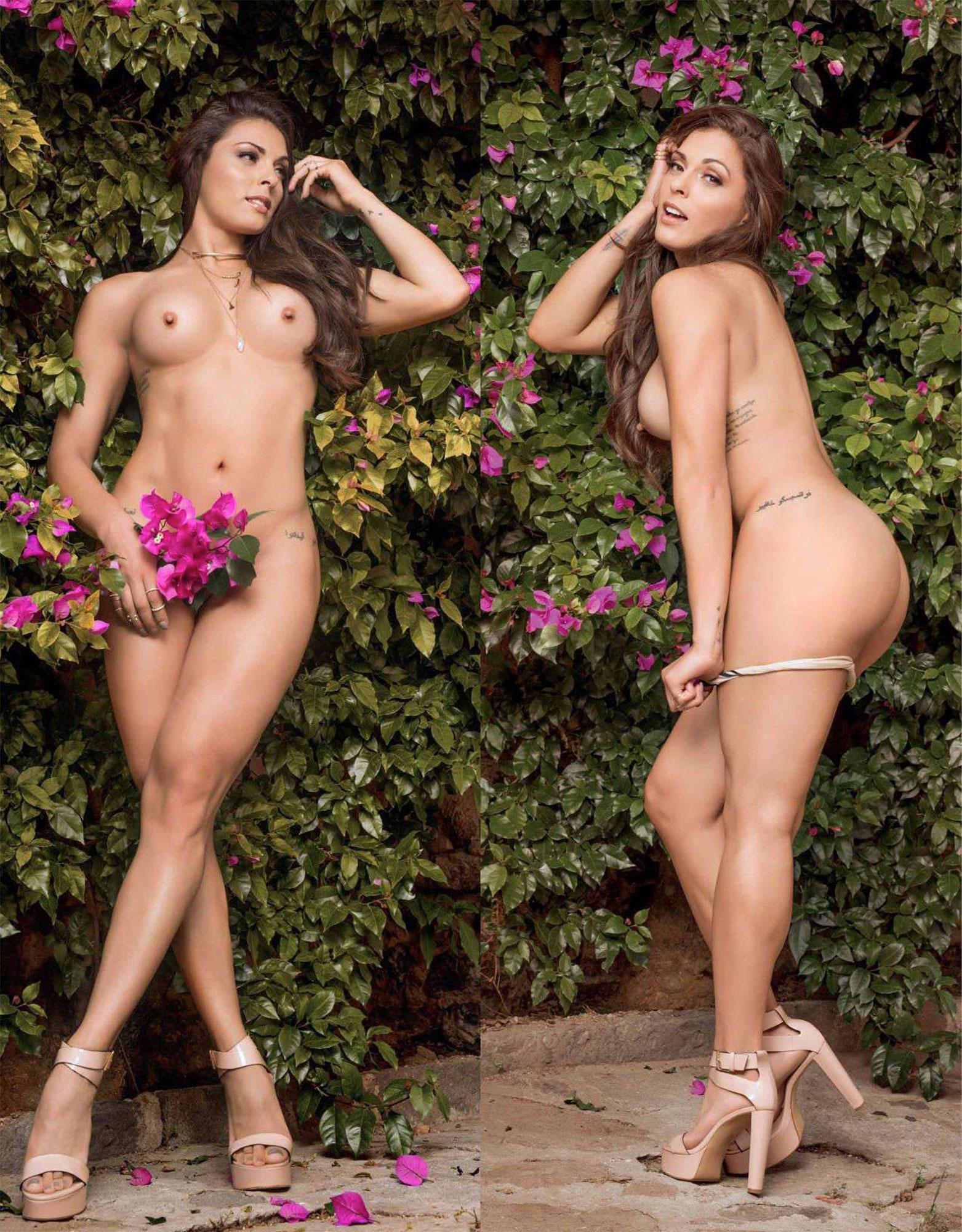 Alejandra Rivera Porno la jarocha ale rivera playboy mexico junio 2016 | magone 2016