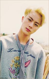 Kim Seok-Jin (Jin). Mtd2Xab5