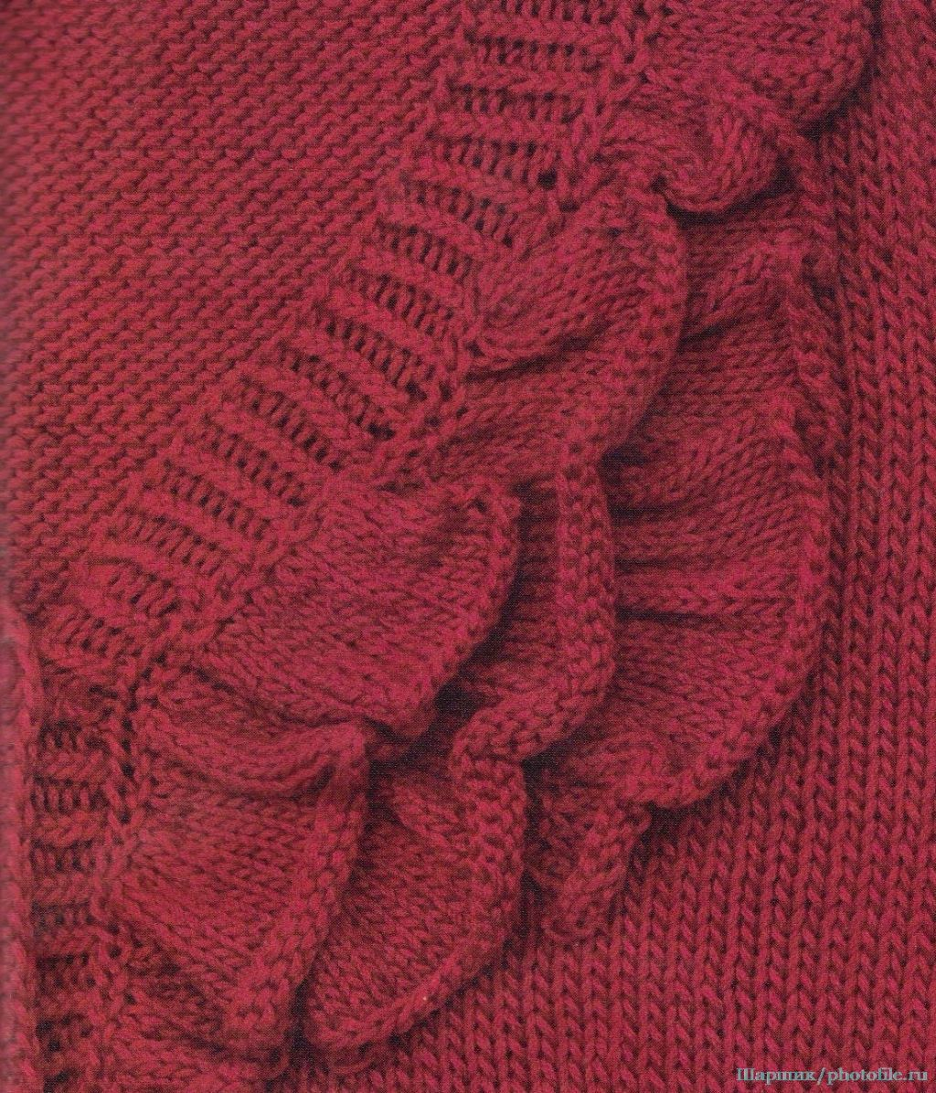 红色的羊毛衫 - maomao - 我随心动