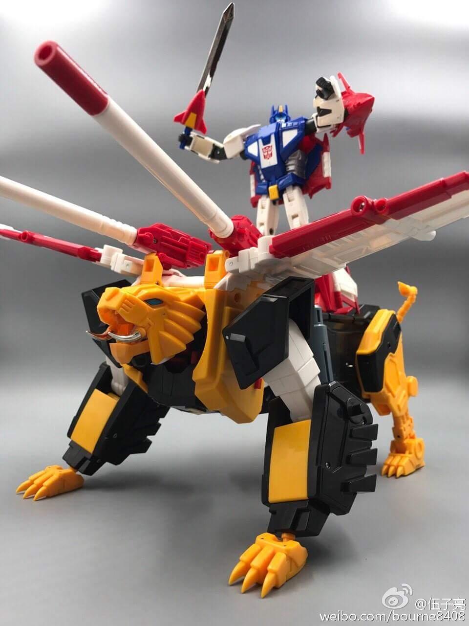 [KFC Toys] Produit Tiers - Jouet Phase 8-A Simba - aka Victory Leo (Transformers Victory) - Page 2 OGeAYteI