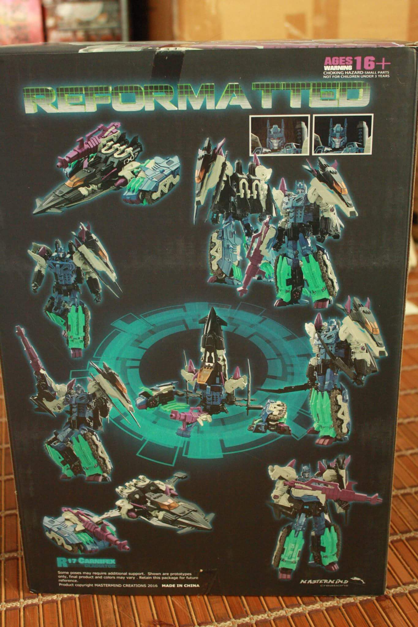 [Mastermind Creations] Produit Tiers - R-17 Carnifex - aka Overlord (TF Masterforce) - Page 3 SafuPngq