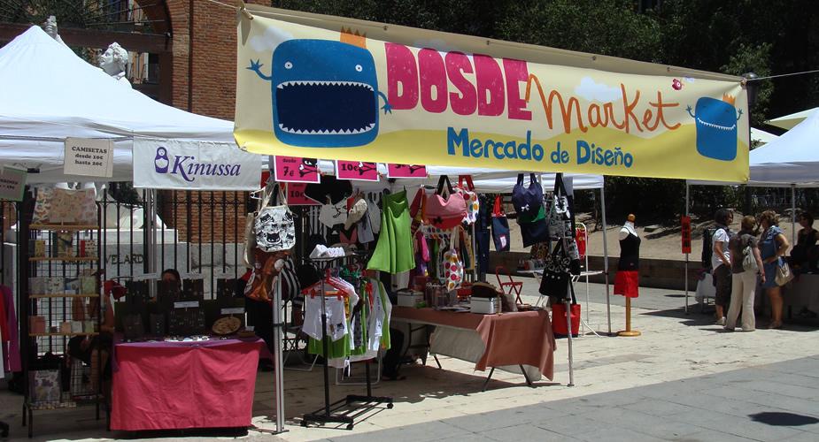 Dosde Market, Madrid