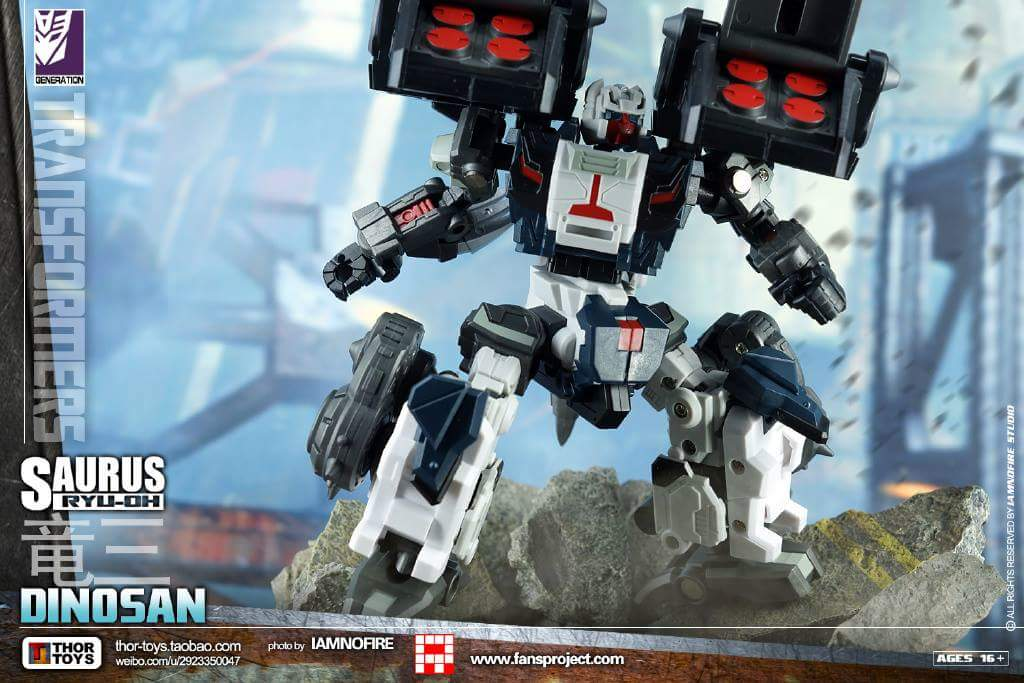 [FansProject] Produit Tiers - Jouet Saurus Ryu-oh aka Dinoking (Victory) | Monstructor (USA) - Page 2 3pRdfuWj