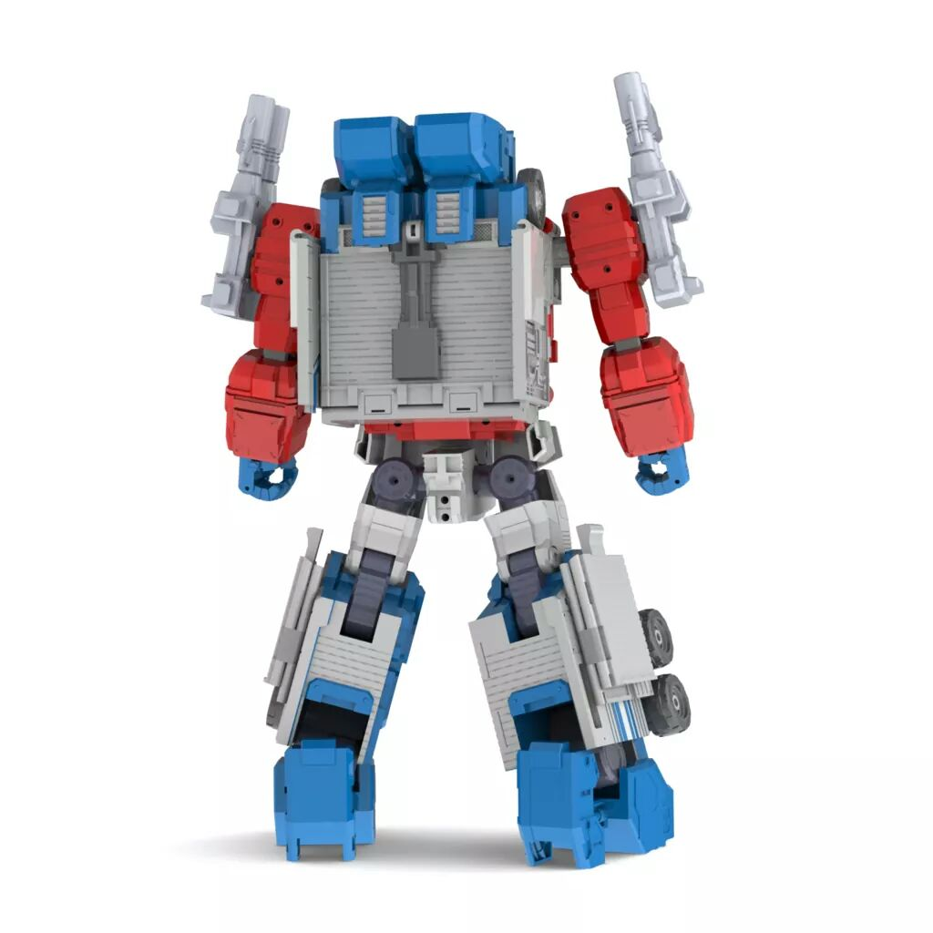 [FansHobby] Produit Tiers - MB-06 Power Baser (aka Powermaster Optimus) + MB-11 God Armour (aka Godbomber) - TF Masterforce PL2YNJF7
