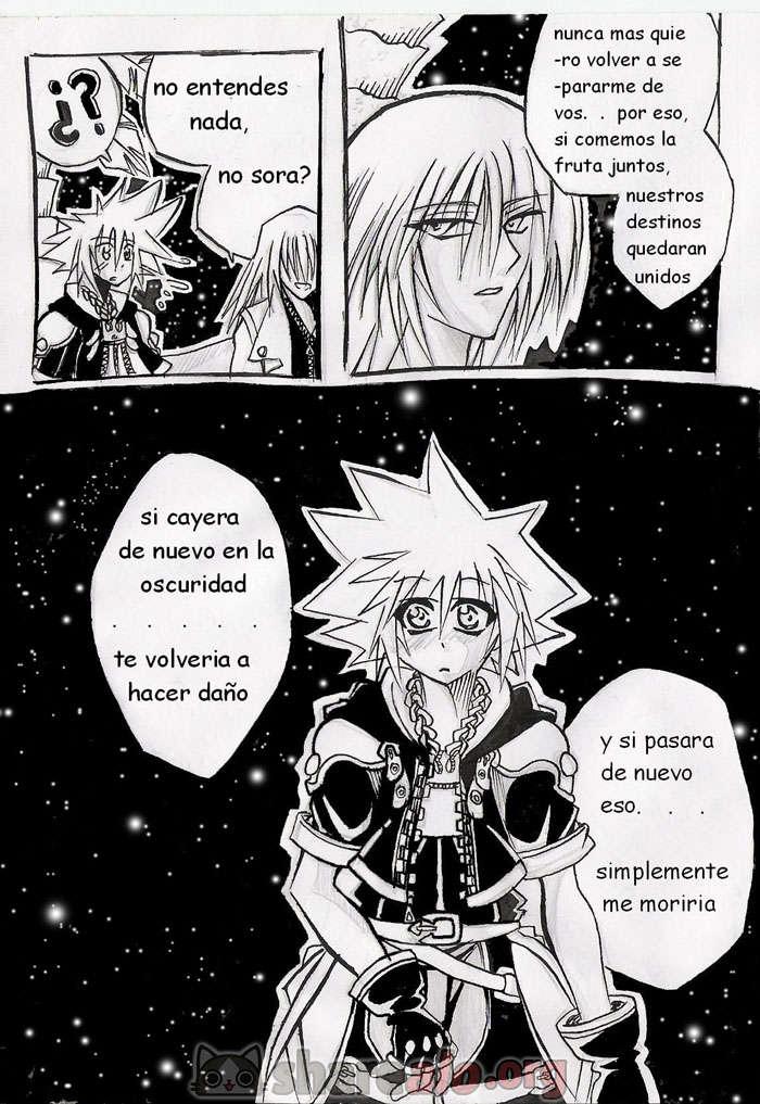 [ Unknown Kingdom Hearts Yaoi Doujin (Sora y Riku Sexo Caliente) ]: Comics Porno Manga Hentai [ XhQsYU5m ]