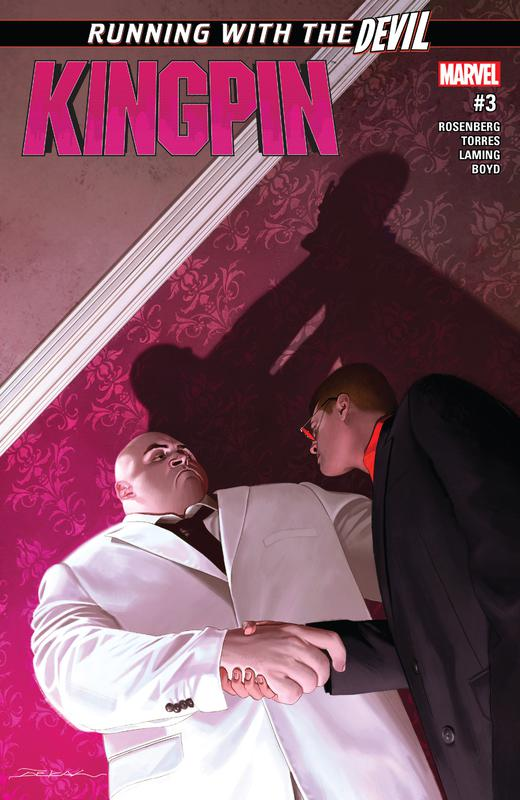 Kingpin #1-5 (2017) Complete