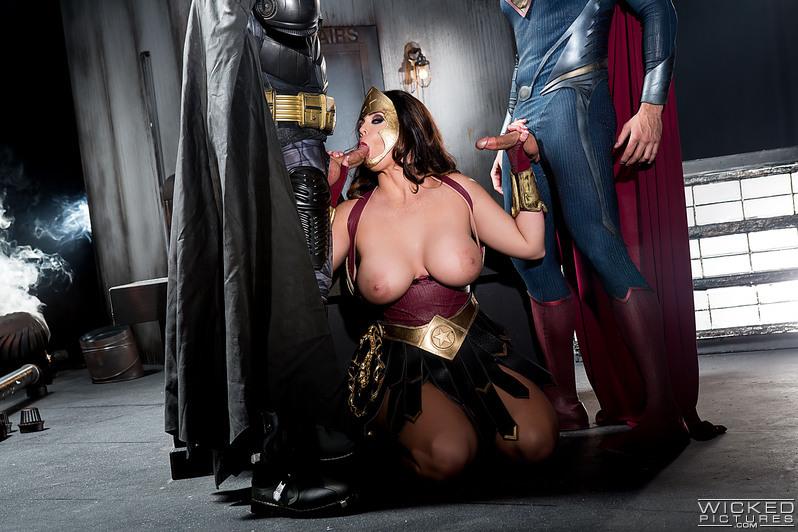 готовы порно фильмы супергероев эти трудности