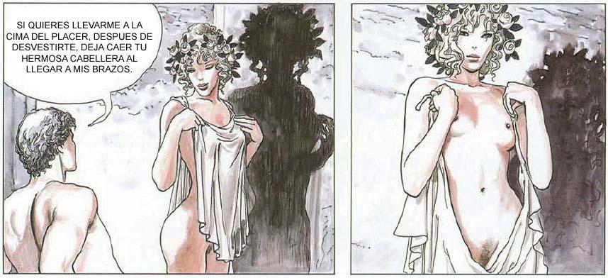 La metamorfosis de Lucio