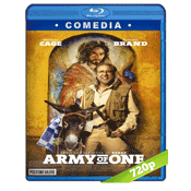 Army Of One (2016) BRRip 720p Audio Ingles Subtitulada 5.1