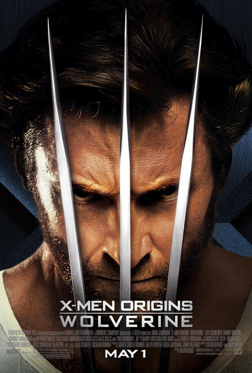 X-men Orígenes Lobezno