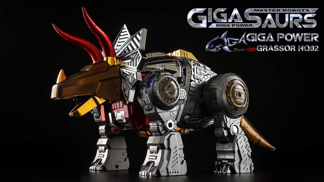 [GigaPower] Produit Tiers - Jouets HQ-01 Superator + HQ-02 Grassor + HQ-03 Guttur + HQ-04 Graviter + HQ-05 Gaudenter - aka Dinobots - Page 4 XsNotpOs