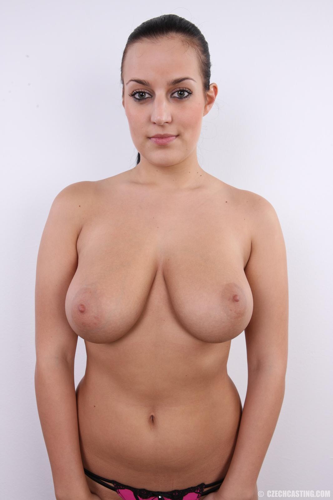Skinny Blonde Teen Big Tits
