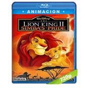 El Rey Leon 2 El Reino De Simba (1998) BRRip 720p Audio Trial Latino-Castellano-Ingles 5.1