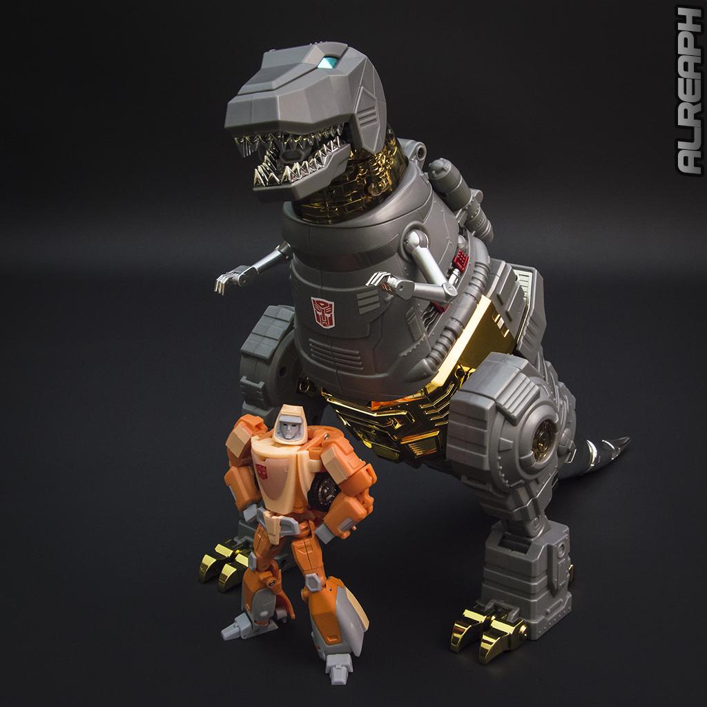 [Fanstoys] Produit Tiers - Dinobots - FT-04 Scoria, FT-05 Soar, FT-06 Sever, FT-07 Stomp, FT-08 Grinder - Page 12 Qke46GzS