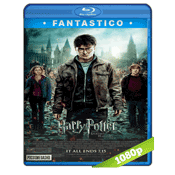 Harry Potter Y Las Reliquias De La Muerte Parte 2 (2011) BRRip Full 1080p Audio Trial Latino-Castellano-Ingles 5.1