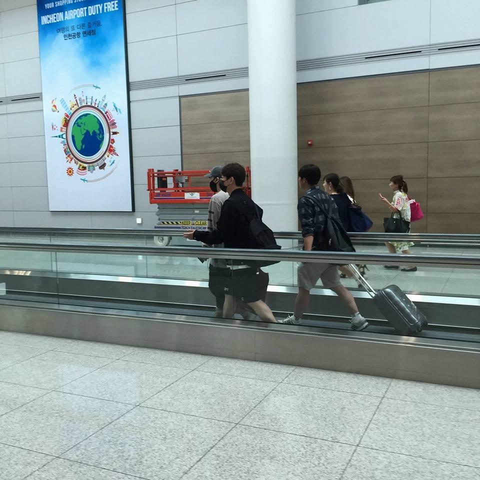 [IMG/160715] Onew @ Aeropuerto de Incheon rumbo a Osaka, Japón. AMZSUzV3