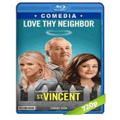 Sn. Vincent (2014) BRRip 720p Audio Dual Latino-Ingles 5.1