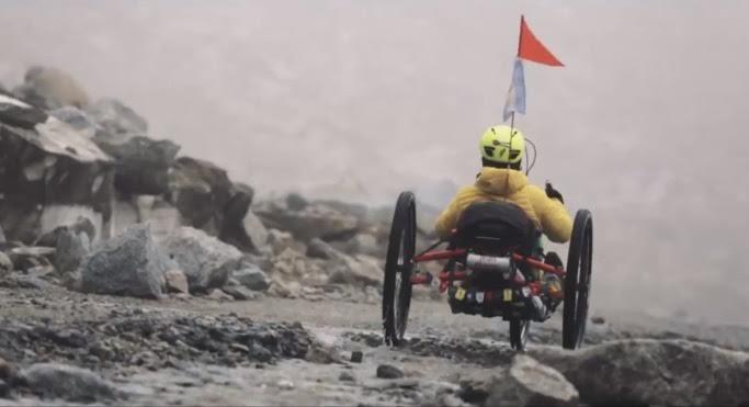 Desafío Himalaya:  romper barreras más allá de las