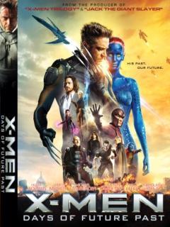 X Men Días Del Futuro Pasado [2014][DVDrip][Latino][MultiHost]