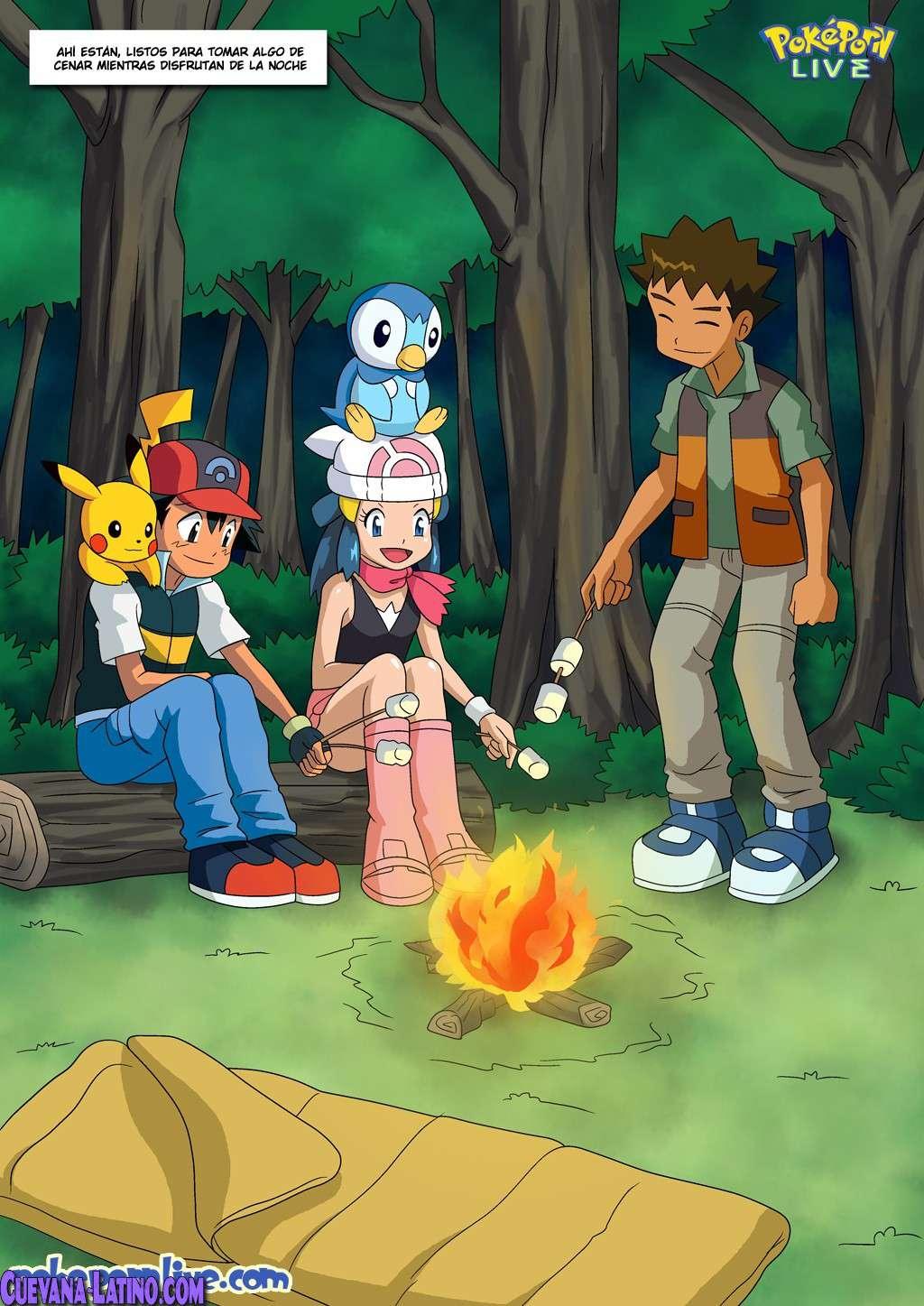 Pokemon Sueños humedos