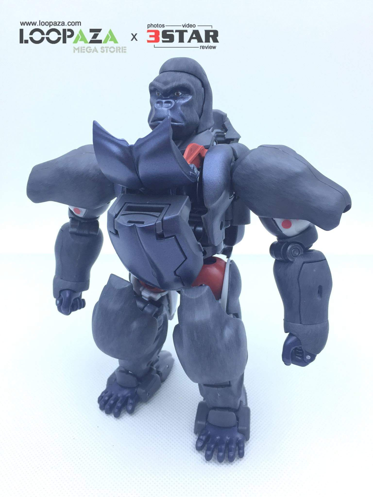 [Masterpiece] MP-32, MP-38 Optimus Primal et MP-38+ Burning Convoy (Beast Wars) - Page 3 H30fSdTg