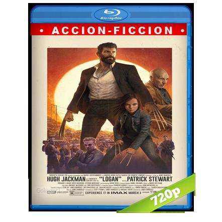 Logan Wolverine (2017) BRRip 720p Audio Trial Latino-Castellano-Ingles 5.1