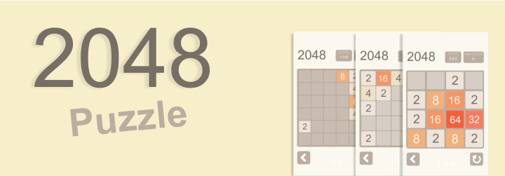 2048 html5 game