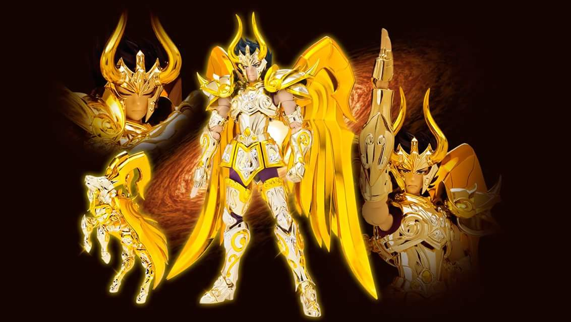 [Myth Cloth EX] Soul of Gold - Capricorn Shura Gold Cloth S8EhNQux