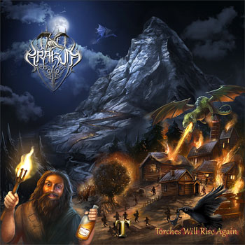 Drakum - Torches Will Rise Again (2014)