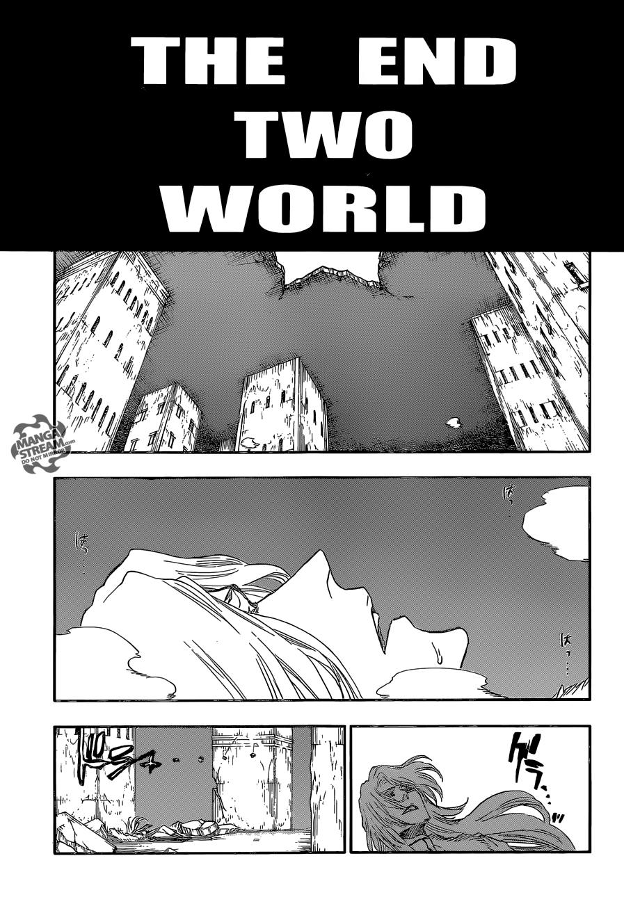Bleach ตอนที่ 681 - The End Two World TH แปลไทย