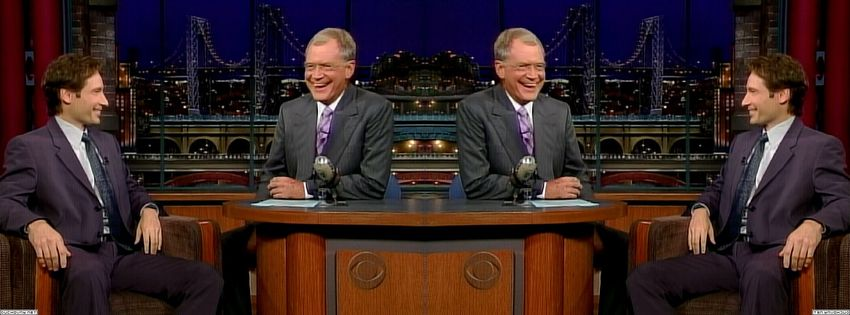 2003 David Letterman PHtgFNaF