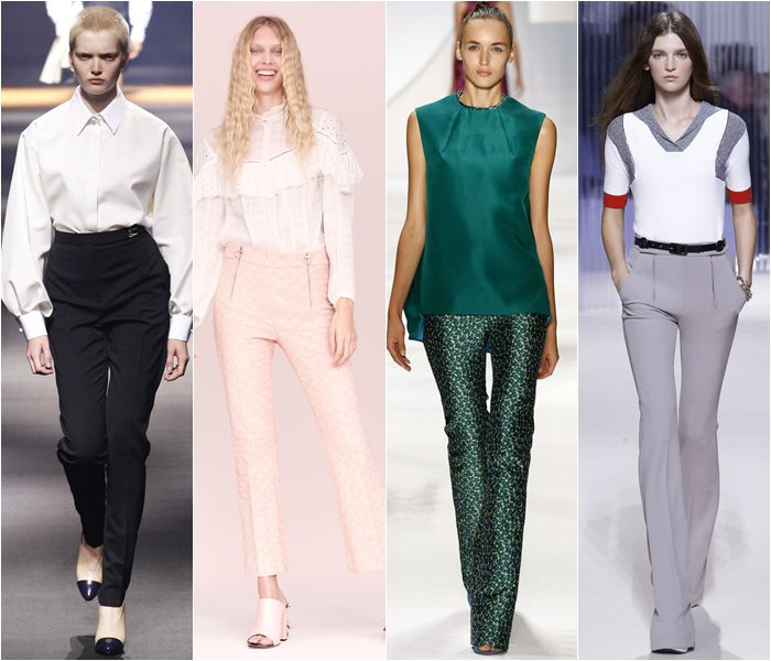 Skinny pants spring/summer 2016