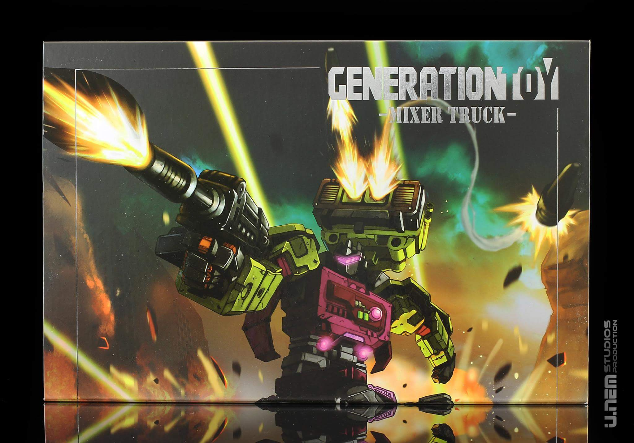 [Generation Toy] Produit Tiers - Jouet GT-01 Gravity Builder - aka Devastator/Dévastateur - Page 5 PG9e0zY4
