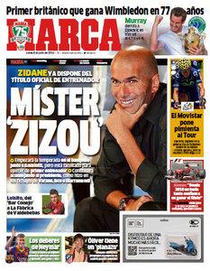 Marca – Lunes, 8 De Julio De 2013