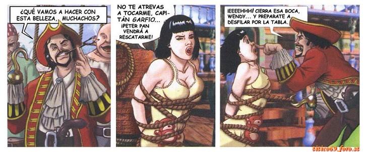 Wendy peter porn pan