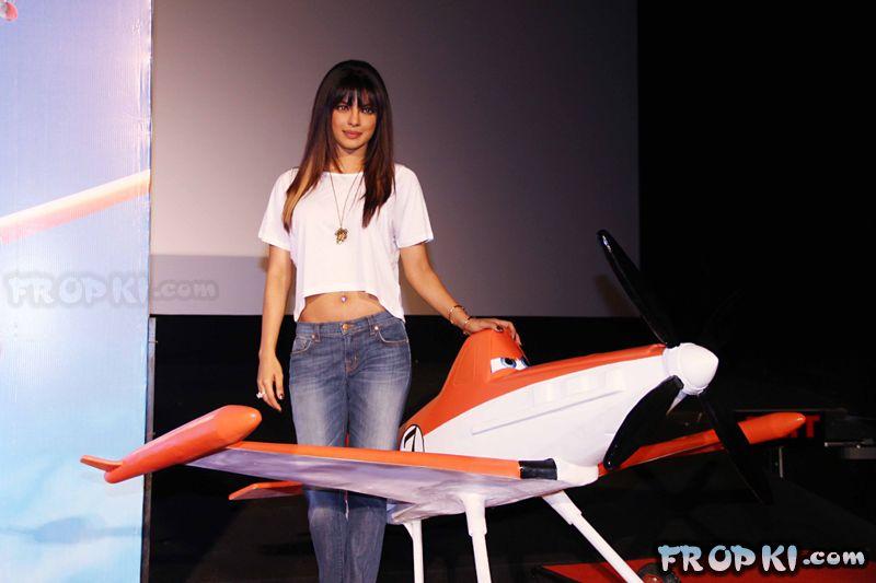 Priyanka Chopra Exotic Promo TAO AdourrAL