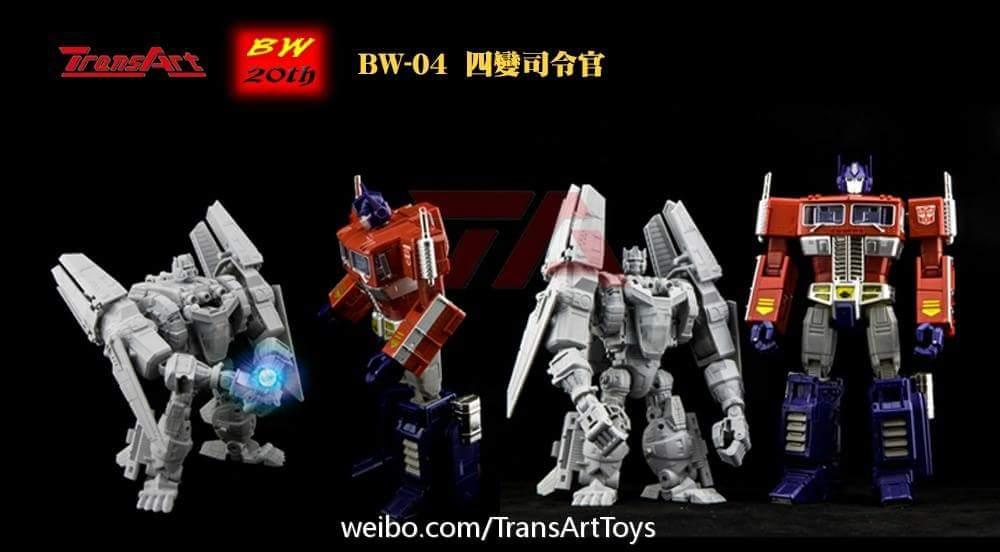 [TransArt Toys] Produit Tiers - Gamme R - Basé sur Beast Wars F0pOeZJZ