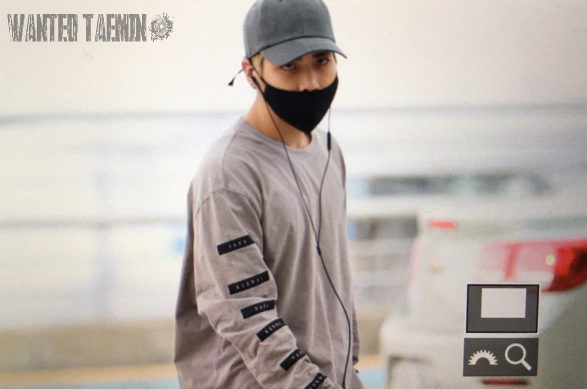 [IMG/160715] Jonghyun, Key @ Aeropuerto Incheon hacia Japón. QCHiqc77