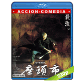 The Blind Swordsman Zatoichi (2003) BRRip 720p Audio Dual Japones-Ingles 5.1