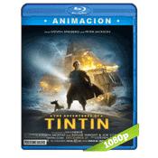 Las Aventuras De Tintin El Secreto Del Unicornio (2011) BRRip Full 1080p Audio Dual Latino-Ingles 5.1