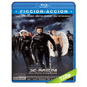 X-Men 3 La Batalla Final (2006) BRRip 720p Audio Trial Latino-Castellano-Ingles 5.1