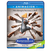 Ratatouille (2007) BRRip 720p Audio Dual Latino-Ingles 5.1
