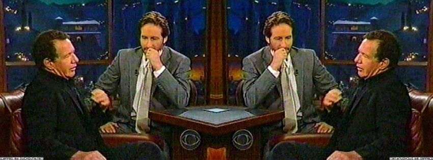 2004 David Letterman  B5A2WMB9