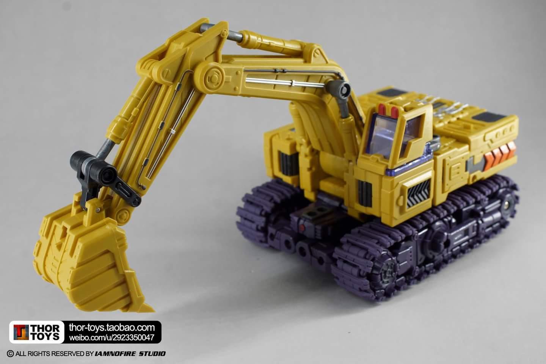 [Toyworld] Produit Tiers - Jouet TW-C Constructor aka Devastator/Dévastateur (Version vert G1 et jaune G2) - Page 8 SoX92ZEV