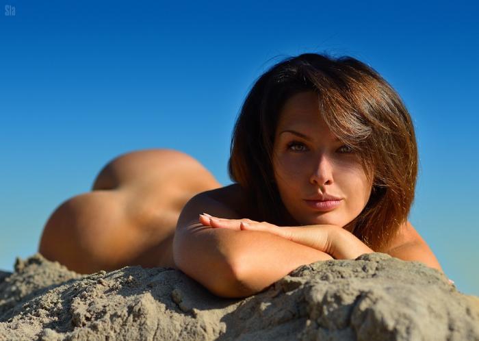 Фото девушек гол