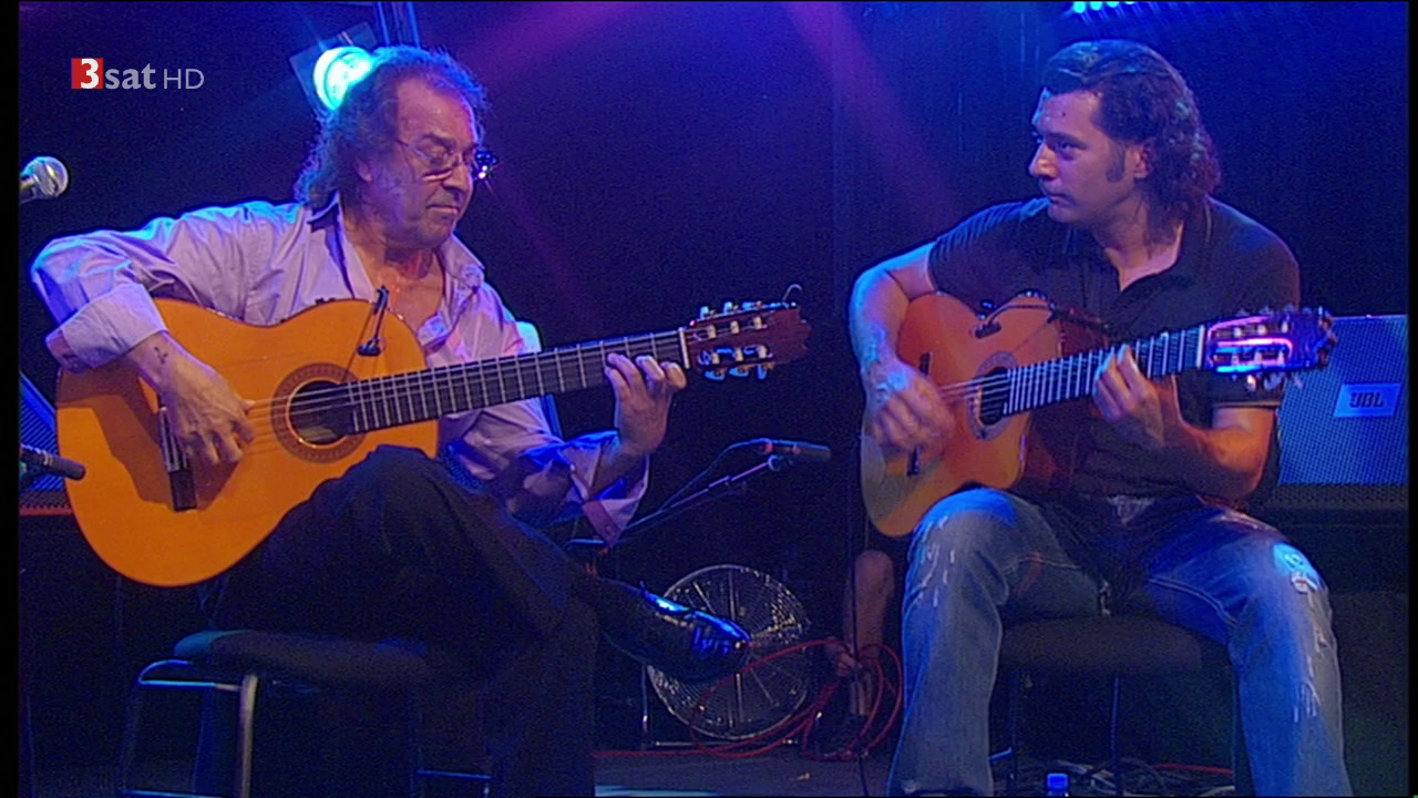 2010 Dave Holland & Pepe Habichuela - JazzBaltica [HDTV 720p] 3