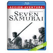 Los Siete Samurais (1954) BRRip 720p Audio Dual Castellano-Japones 2.0