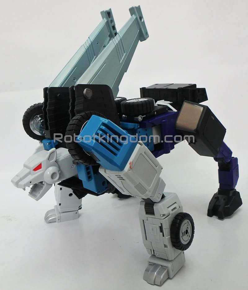 [DX9 Toys] Produit Tiers - Jouet D10 Hanzo - aka Sixshot/Hexabot ODGRaOCA